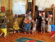 MousesHouses: July 2014