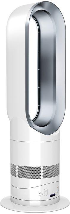 Dyson Hot AM04  Fan Heater  Manufacturer Dyson Ltd., GB www.dyson.de infoline@dyson.de  In-house design James Dyson, GB  2012