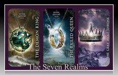 Image result for YA epic fantasy series