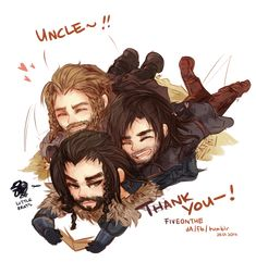 The Hobbit: Durin Pile!!! by Fiveonthe.deviantart.com on @deviantART