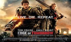 Edge of Tomorrow 2014 720Rip Download Torrent Movie | BRRP Movies Download