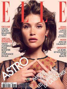 Gemma Arterton Elle France August 22, 2014
