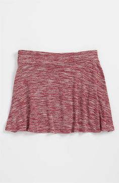 Zunie Space Dye Skirt (Big Girls) available at #Nordstrom