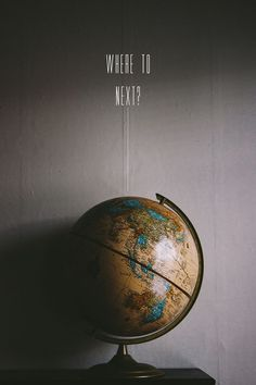 Where to next? - #Travel #Quotes