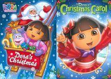 Dora the Explorer: Dora's Christmas Carol Adventure/Dora's Christmas [2 Discs] [DVD], 075434