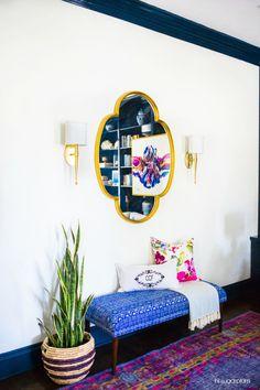 Hi Sugarplum | ORC Living Room