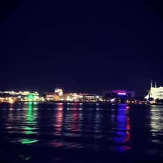 Downtown Disney by Ferry