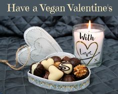 The Smoothie Vegetarians: Ethical Chocolate for a Vegan Valentine