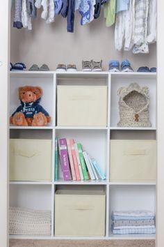 Nursery Closet Organ