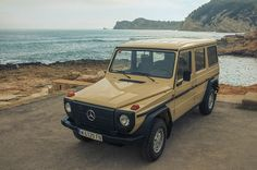 1983 Mercedes-Benz 280GE — Valencia Classic Vehicle Consulting