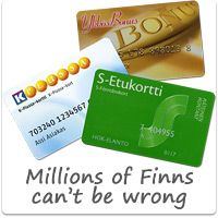 Loyalty Cards: Save money on shopping in Finland