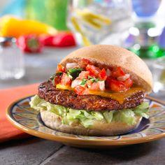 Morningstar Farms® Border Special Burger