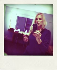 in my dressing room at the olympia by birdpaula, via Flickr