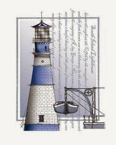 Imprimolandia: Láminas de faros