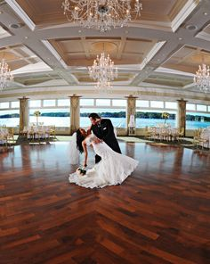 Ballroom,I showed this Image because it's next to the sea.