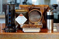 3sixteen x HCR Travel Coffee Kit