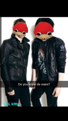 Do you know da gerard and mikey wae? #memes #dawae #doyouknowdawae #mikeyway #gerardway #dankmemes