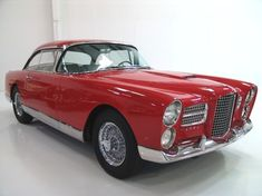 Facel Vega KK 500. Had a 59 and a 60. Right and left hand drive.