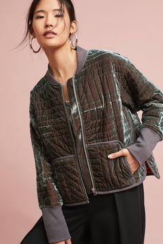 Shop the Velvet Quilted Jacket and more Anthropologie at Anthropologie today. Read customer reviews, discover product details and more.