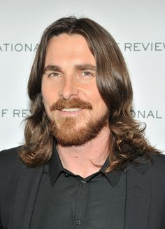 Christian Bale---yeah i like this look.