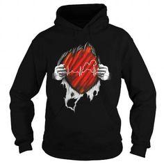 Bichon Frises Hearbeat T-Shirts & Hoodies
