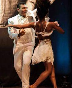 Flavia Teixeira e Vinicius Villiger - Samba de Gafieira  Ballroom Dance