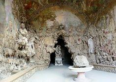 Image result for boboli gardens grotto