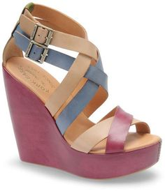 ShopStyle: Kork-Ease 'Hailey' Wedge Sandal