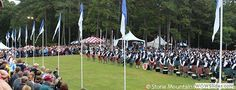 Stone Mountain Highland Games  and Scottish Festival- October 2014