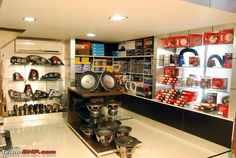car accessories showroom - Google Search