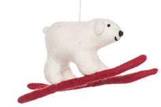 What a smooth chap! Our Polar Express is £7.95 and available here: http://www.feltsogood.co.uk/polar-bear-express.html