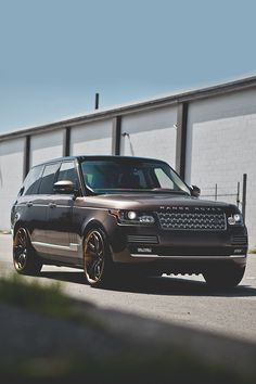 Luxury Range Rover