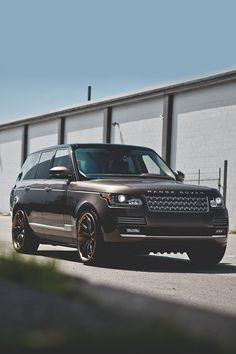 Luxury Range Rover