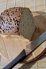 domácí pekárna Food And Drink, Health Fitness, Bread, Health Recipes, Health And Fitness, Breads, Sandwich Loaf, Healthy Recipes, Gymnastics