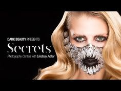 "Dark Beauty presents ""Secrets"" Photography Contest with Lindsay Adler - YouTube"