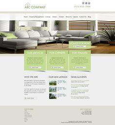 Property Manager Website Smart Site Design. Get this design ...