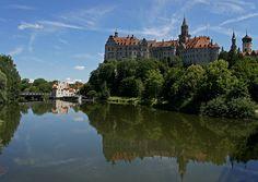 Schloss Sigmaringen, Donau, Schloss #Germany