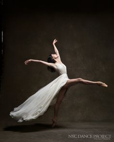 © NYC Dance Project (Deborah Ory and Ken Browar). Veronika Part - Вероника Парт