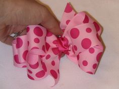 How to Make Hair Bows | Easy Hair Bow Instructions