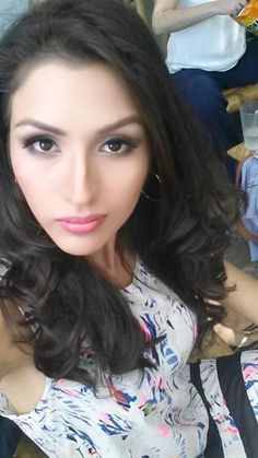 Amy Romero Miss Nicaragua 2015 Contestant