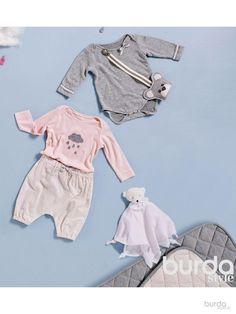 Body per neonato Il mondo dei cartamodelli e del cucito