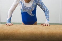 This pinned website describes the difference between the two types of gymnastics, Rhythmic and Artistic.