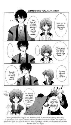 Akatsuki no Yona 59: You are in my Prayers at MangaFox.me