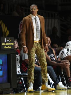 Russel Westbrook NBA All Star weekend! #NBA #Fashion http://www.sportsblog.com