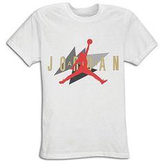 Jordan Retro 6 Air Jordan Jumpman T-Shirt - Men's