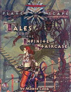 Tales from the Infinite Staircase (2e) - Wizards of the Coast | Planescape | AD&D 2nd Ed. | AD&D 2nd Ed. | DriveThruRPG.com