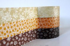 beautiful Japanese tape! perfect for decorating cards or wrapping special gifts