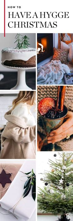 Have Yourself a 'Hygge' Little Christmas via @PureWow