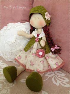 Mis primeras muñecas