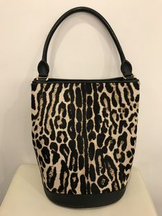 a311e2088ac4 burberry leopard pony hair bucket bag